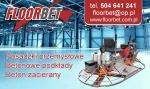 Ogłoszenia naszraciborz.pl: Floorbet - posadzki przemysłowe