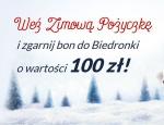 Ogłoszenia naszraciborz.pl: Pożyczka Zimowa przez Internet - oferta specjalna