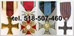 Ogłoszenia naszraciborz.pl: Kupie stare ordery, medale, odznaki, odznaczenia