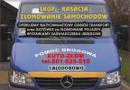Ogłoszenia naszraciborz.pl: Auto-skup Rybnik złomowanie 24h.Tel.501-525-515