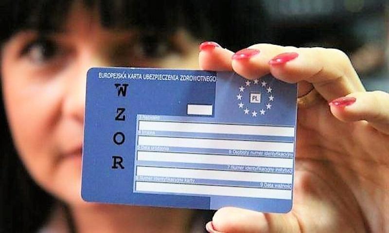 Karta Ubezpieczenia Europa.Europejska Karta Ubezpieczenia Zdrowotnego Wazna 18 Miesiecy Nasz