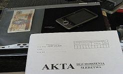 Skruszony włamywacz zgłosił się na policję - Serwis informacyjny z Rybnika - naszrybnik.com