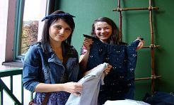 Po raz szósty wymieniały ubrania - Serwis informacyjny z Rybnika - naszrybnik.com