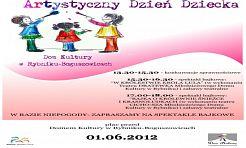 Artystyczny Dzień Dziecka - Serwis informacyjny z Rybnika - naszrybnik.com