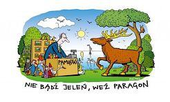 Nie bądź jeleń, weź paragon! - Serwis informacyjny z Rybnika - naszrybnik.com