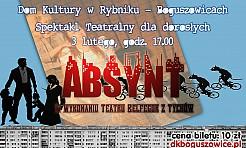 Spektakl dla dorosłych  - Serwis informacyjny z Rybnika - naszrybnik.com