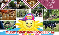 Music Camp Karkonosze - zapisz się już dziś! - Serwis informacyjny z Rybnika - naszrybnik.com