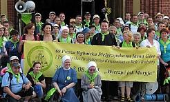 Pielgrzymi wyruszyli po raz 69! - Serwis informacyjny z Rybnika - naszrybnik.com