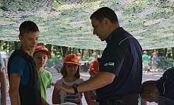 Lato z policją - Serwis informacyjny z Rybnika - naszrybnik.com