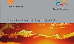 Odnawialne źródła energii – ankiety - Serwis informacyjny z Rybnika - naszrybnik.com