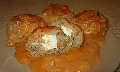 Pulpety mięsno-ryżowe z warzywami w sosie pomidorowym - Serwis informacyjny z Rybnika - naszrybnik.com