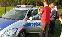 Na festynie o bezpieczeństwie - Serwis informacyjny z Rybnika - naszrybnik.com
