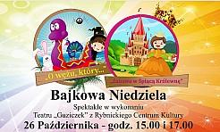 Spektakl w wykonaniu teatru Guziczek - Serwis informacyjny z Rybnika - naszrybnik.com