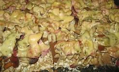 Pizza z makaronu - Serwis informacyjny z Rybnika - naszrybnik.com