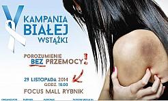 Kampania Białej wstążki już w sobotę w Rybniku - Serwis informacyjny z Rybnika - naszrybnik.com