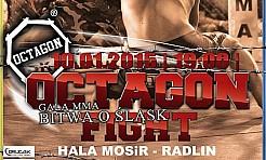 OCTAGON FIGHT – karta walk radlińskiej gali MMA - Serwis informacyjny z Rybnika - naszrybnik.com