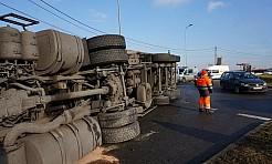 Utrudnienia w ruchu na zjeździe z A1 - Serwis informacyjny z Rybnika - naszrybnik.com