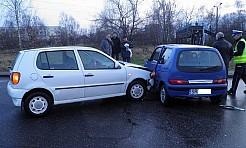 Wypadek na Braci Nalazków - Serwis informacyjny z Rybnika - naszrybnik.com