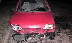 Groźny wypadek na Kotucza - Serwis informacyjny z Rybnika - naszrybnik.com