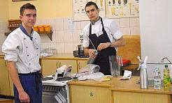 Uczeń ZSEU zdobył I miejsce w kulinarnym konkursie - Serwis informacyjny z Rybnika - naszrybnik.com