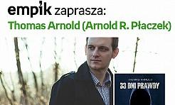 Spotkanie z autorem kryminału - 33 dni prawdy - Serwis informacyjny z Rybnika - naszrybnik.com