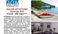 Kolonie Artystyczne w Chorwacji - Serwis informacyjny z Rybnika - naszrybnik.com