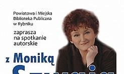 Spotkanie autorskie z Moniką Szwają - Serwis informacyjny z Rybnika - naszrybnik.com