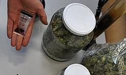 Słoiki z marihuaną ukryte w pralce - Serwis informacyjny z Rybnika - naszrybnik.com