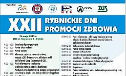 XXII Rybnickie Dni Promocji Zdrowia - Serwis informacyjny z Rybnika - naszrybnik.com