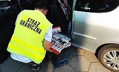 Nielegalne papierosy warte ponad 4 tysiące ujawnione w Rybniku  - Serwis informacyjny z Rybnika - naszrybnik.com