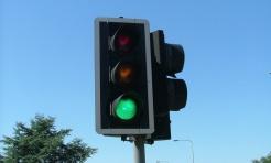 Światła na ważnym skrzyżowaniu w Rydułtowach po nowemu - Serwis informacyjny z Rybnika - naszrybnik.com