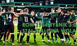 ROW Rybnik przełamał remisową passę. Pewnie wygrał ze Stalą Stalowa Wola - Serwis informacyjny z Rybnika - naszrybnik.com
