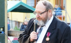 Złoty Krzyż Zasługi dla Eugeniusza Poloczka  - Serwis informacyjny z Rybnika - naszrybnik.com