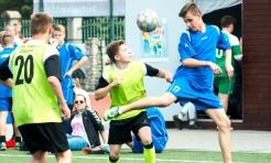Rejonowe finały piłki nożnej w Raciborzu. Nasz region reprezentowały zespoły z Czuchowa i Jankowic - Serwis informacyjny z Rybnika - naszrybnik.com