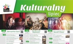 Kulturalny lipiec w Rybniku - Serwis informacyjny z Rybnika - naszrybnik.com