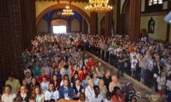 Młodzi pielgrzymi z całego świata w Rybniku - Serwis informacyjny z Rybnika - naszrybnik.com