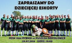 Dziecięca eskorta - zgłoś swą pociechę już dziś! - Serwis informacyjny z Rybnika - naszrybnik.com