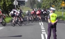 Rybniccy policjanci zabezpieczyli Tour de Rybnik - Serwis informacyjny z Rybnika - naszrybnik.com