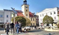 Zielona Ładowarka na rybnickim rynku - Serwis informacyjny z Rybnika - naszrybnik.com