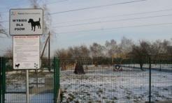 Powstał kolejny wybieg dla psów - Serwis informacyjny z Rybnika - naszrybnik.com