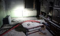 Pożar budynku jednorodzinnego w Bogunicach - Serwis informacyjny z Rybnika - naszrybnik.com