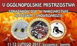 V Ogólnopolskie Mistrzostwa Strażaków OSP w Narciarstwie Alpejskim i Snowboardzie - Serwis informacyjny z Rybnika - naszrybnik.com