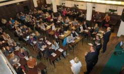 Piątkowa noc maturzystów - Serwis informacyjny z Rybnika - naszrybnik.com