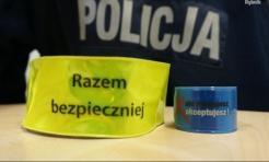 Odblaski dla pieszych - Serwis informacyjny z Rybnika - naszrybnik.com