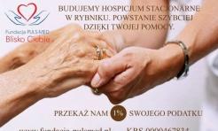 O opiece paliatywnej z okazji Światowego Dnia Zdrowia - Serwis informacyjny z Rybnika - naszrybnik.com