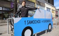 Wiosenna rewolucja rowerowa - Serwis informacyjny z Rybnika - naszrybnik.com