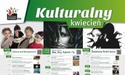 Kwiecień z kulturą - Serwis informacyjny z Rybnika - naszrybnik.com