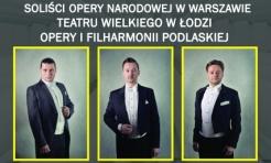 Gala Trzech Tenorów w Rybniku - Serwis informacyjny z Rybnika - naszrybnik.com