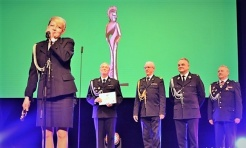 OSP Bogunice zdobył statuetkę Floriana 2017 - Serwis informacyjny z Rybnika - naszrybnik.com