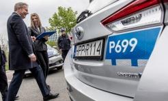 Rybniccy policjanci będą jeździć hybrydami - Serwis informacyjny z Rybnika - naszrybnik.com